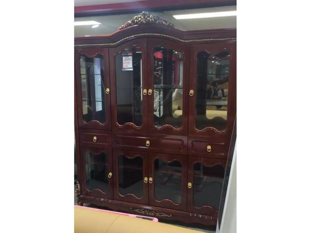 four door Wine Cabinet