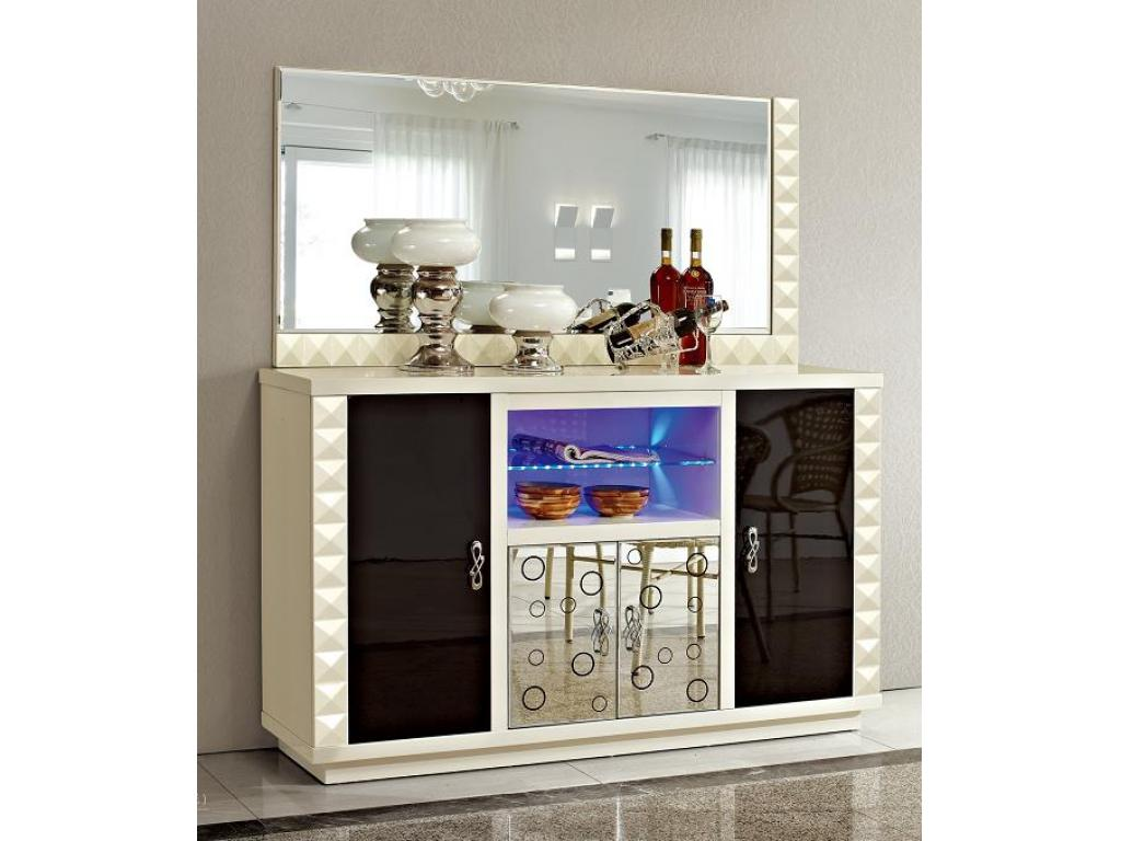 Buffet Cabinet +  Mirror